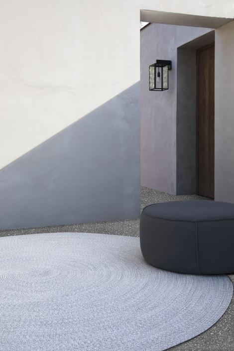 Limited Edition Outdoor Circle Carrara